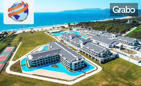 7 нощувки на човек на база Ultra All Inclusive в KoruMar Ephesus Beach & Spa Resort 5*, Кушадасъ