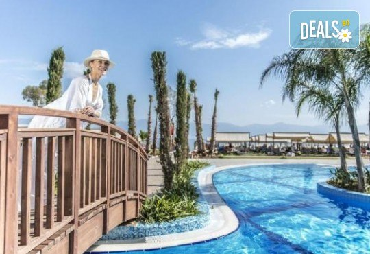 7 нощувки на база All Inclusive на човек  в Amara Sea Light 5*, Кушадасъ