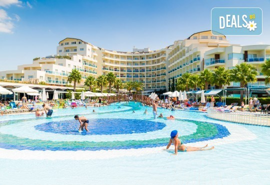 7 нощувки на база All Inclusive на човек  в Sea Light Hotel 5* в Кушадасъ