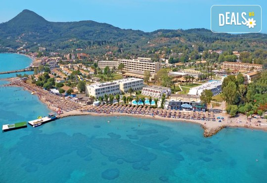 3 нощувки на база All inclusive в Messonghi Beach Hotel 3*, Корфу, о. Корфу