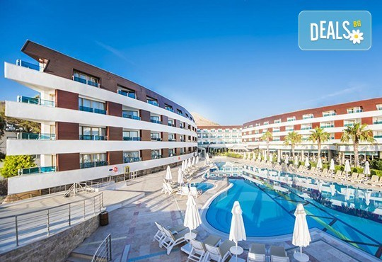 7 нощувки на база Ultra All Inclusive в Grand Park Bodrum 5*, Бодрум и транспорт