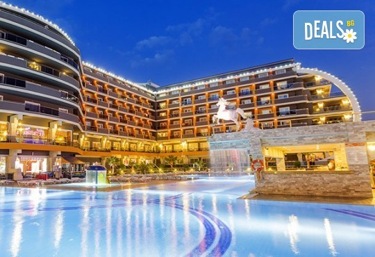 7 нощувки на база Ultra all Inclusive, на човек от Senza The Inn Resort & Spa 5*, Анталия