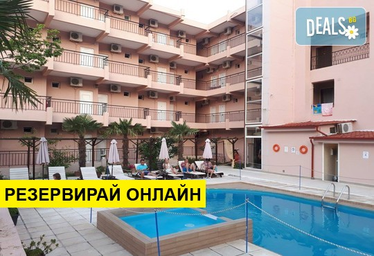 3+ нощувки на човек на база All inclusive Light в FilosXenia Golden Beach Hotel 3*, Метаморфоси, Халкидики