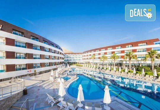 7 нощувки на база Ultra All Inclusive на човек  в Grand Park Bodrum 5*, Бодрум