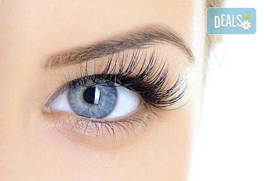3D мигли Russian Volume Lashes, NSB Beauty Center