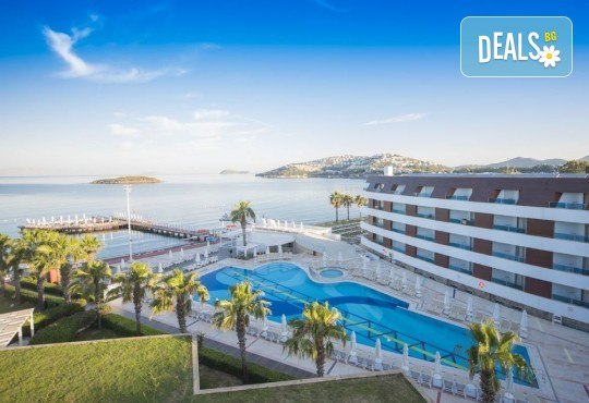 4 нощувки на база Ultra All Inclusive на човек в Grand Park Bodrum 5*, Бодрум