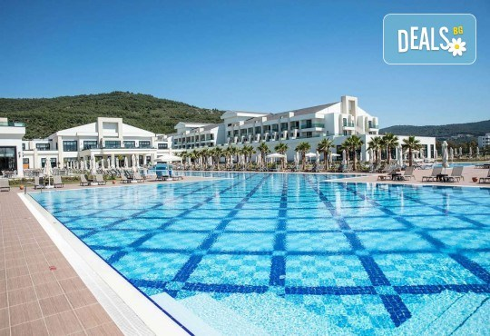 5 нощувки на човек на база Ultra All Inclusive в Korumar Ephesus Beach & Spa Resort 5*, Кушадасъ