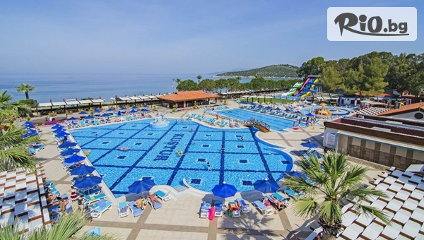 5 нощувки All inclusive на човек в KUSTUR CLUB HOLIDAY VILLAGE 5*, Кушадасъ
