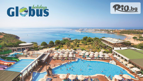 5 нощувки на база All Inclusive на човек в Didim Beach Resort Aqua and Elegance Thalasso 5*, Дидим
