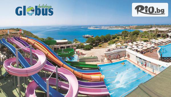 5 All Inclusive нощувки на човек в Didim Beach Resort Aqua and Elegance Thalasso 5*, Дидим