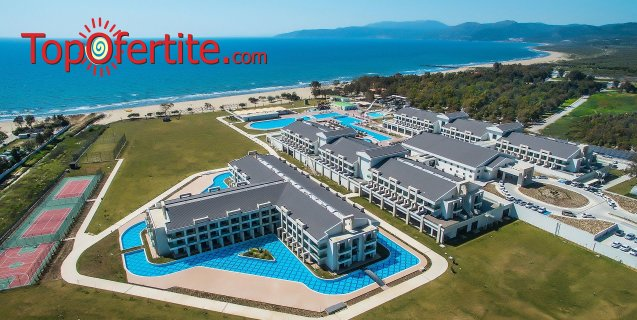 5 нощувки на база Ultra All Inclusive в хотел KoruMar Ephesus Beach & SPA Resort 5*, Кушадасъ, транспорт