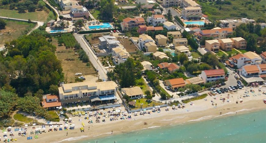 Нощувка All Inclusive  за двама в Ionian Princess Club Hotel, на Корфу