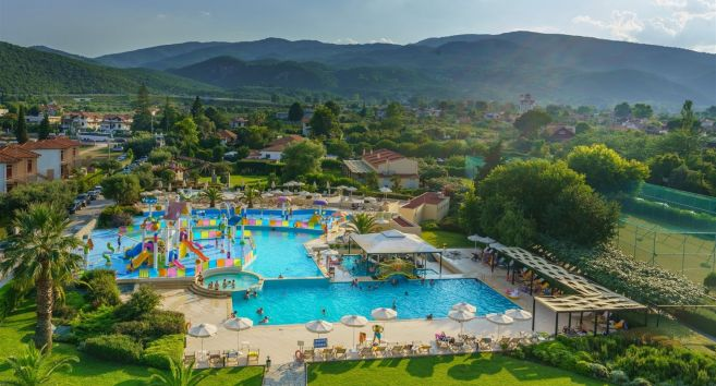 Нощувка за двама на база Ultra All Inclusive от Bomo Platamon Cronwell Resort *****, Платамонас  6
