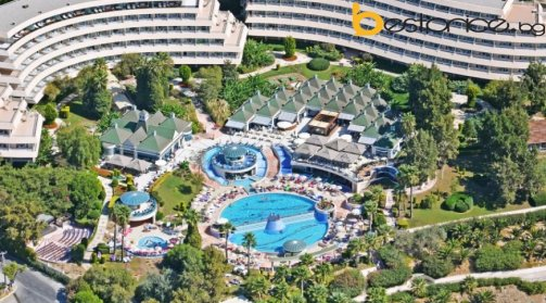 7 нощувки на база All inclusive в GRAND BLUE SKY International 4*, Кушадасъ + транспорт