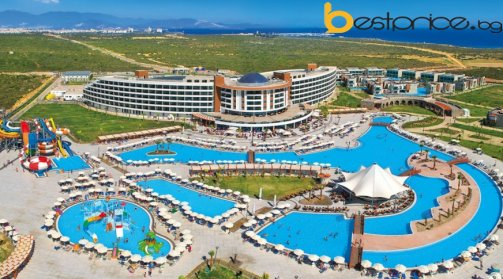 7 нощувки на база ultra all inclusive в Aquasis Deluxe Resort & Spa 5*, Дидим, транспорт