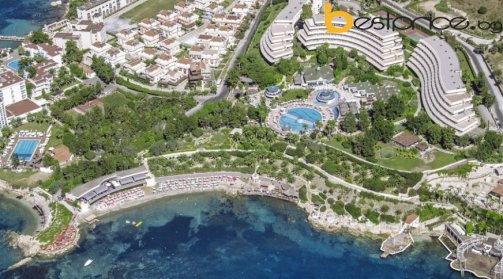 7 нощувки на база All Inclusive в GRAND BLUE SKY International, Кушадасъ, транспорт