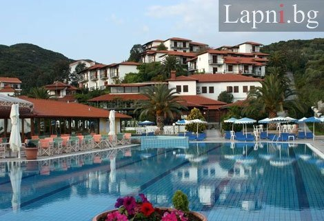 Нощувка на база All Inclusive за двама от BOMO Aristoteles Holiday Resort & Spa 4*, Халкидики