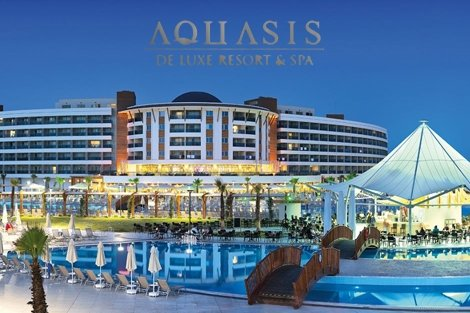 7 нощувки на база Ultra All inclusive в хотел AQUASIS DELUXE RESORT & SPA 5*, Дидим, транспорт