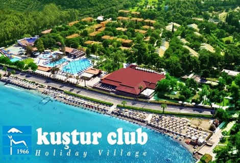 7 нощувки на база ALL INCLUSIVE хотел Kustur Club Holiday Village 5*, Кушадасъ, транспорт