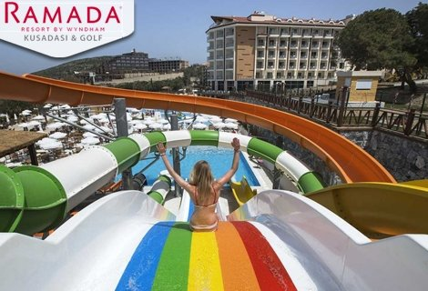 7 нощувки на база  ALL INCLUSIVE в хотел Ramada Kusadasi Golf & SPA Resort Hotel 5* PREMIUM!, Кушадасъ, транспорт