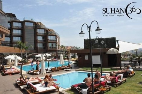 7 нощувки ULTRA All Inclusive в хотел SUHAN 360 HOTEL BEACH 5*, Кушадасъ, транспорт