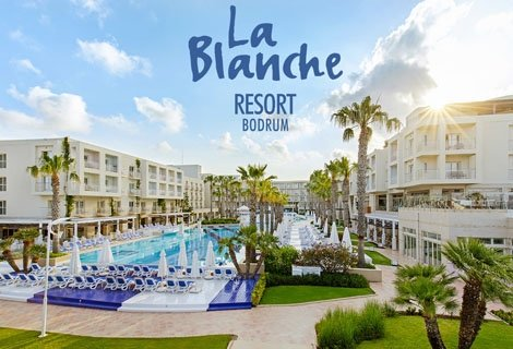 7 нощувки ultra all inclusive от хотел la blanche resort 5*, Бодрум, транспорт