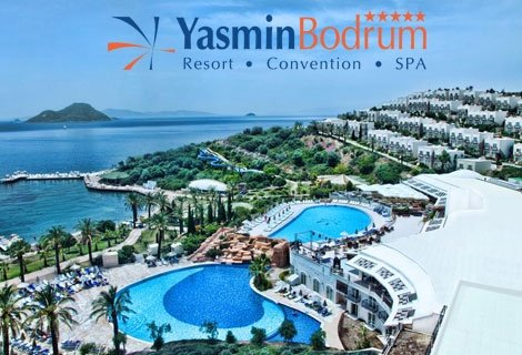 7 нощувки ultra all inclusive от Yasmin resort 5*, Бодрум, самолетен билет