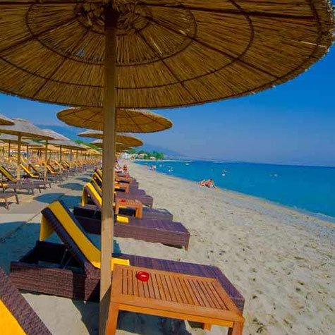3 нощувки Ultra All Inclusive на човек в Cronwell Platamon Resort & SPA 5*, Олимпийска Ривиера