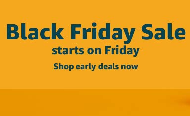 Black Friday 2019 в Amazon.co.uk