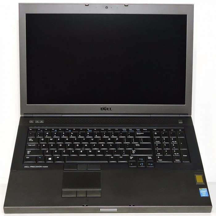 Лаптоп DELL Precision M6800 с процесор Intel Core i7 4810MQ 2800Mhz 6MB, 17.3, Full HD,16GB DDR3L, 500 GB SSHD