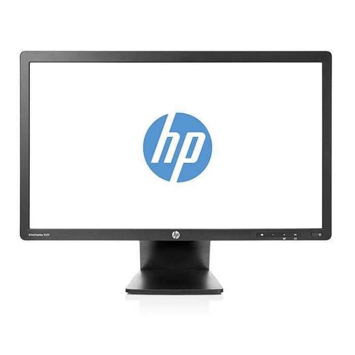 Монитор HP EliteDisplay E231, 23, 250 cd/m2, 1000:1, 1920x1080 Full HD, Black, USB Hub