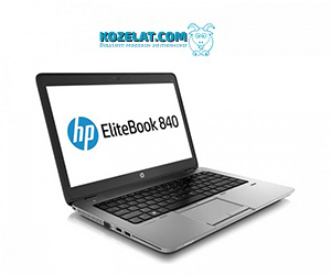 Лаптоп HP EliteBook 840 G1 с процесор: Intel Core i5 4200U 1600Mhz, 128GB SSD, 4GB RAM