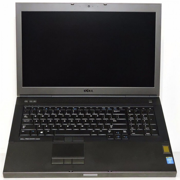 Лаптоп DELL Precision M6800 с процесор Intel Core i7, 4800MQ 2700Mhz 6MB 4 cores, 8 threads, 17.3, RAM 16GB So-Dimm DDR3L, 500 GB 2.5 Inch SSHD