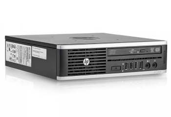 Компютър HP Compaq Elite 8200USDT с процесор Intel Core i5, 2400S 2500Mhz 6MB 4 cores, 4 threads, RAM 4096MB So-Dimm DDR3, 250 GB SATA 2.5