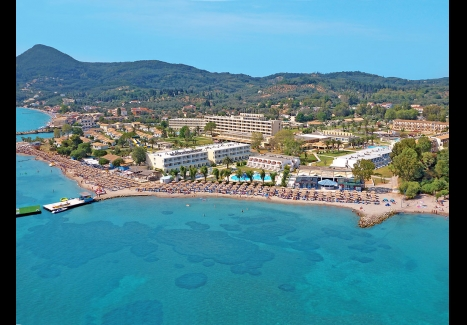 3 нощувки на база All Inclusive на човек от Bomo Messonghi Beach Resort 3*, Корфу