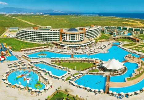 7 нощувки на база All Inclusive на човек в  хотел Aquasis De Luxe Resort & SPA 5*, Дидим