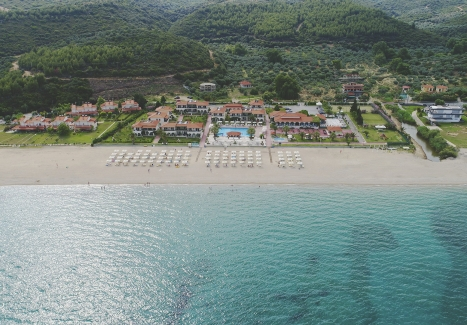 3 нощувки на база All Inclusive на човек от Bomo Assa Maris Beach 4*, Халкидики