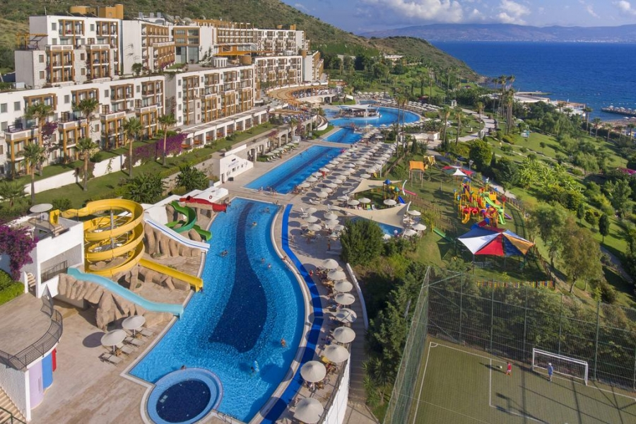 7 нощувки на база Ultra All inclusive на човек от Kefaluka Resort 5*, Бодрум