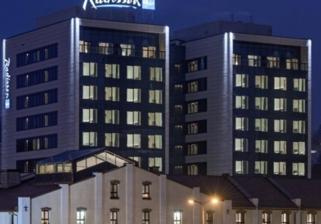 Нова година в Белград: 3 нощувки на база закуска на човек в хотел Radisson Blu Old Mill 5*