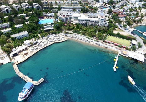 7 нощувки на база Ultra All inclusive на човек от Goddess Of Bodrum Isis Hotel & SPA 5*, Бодрум