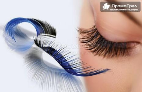 Поставяне на 3D мигли - Russian Volume Lashes от Айвис студио